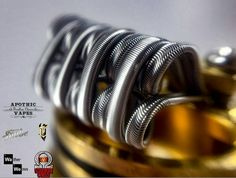 From one of our of our prized builders @clock_work_coils   Side Shot Caged Alien Build  - Specs In Previous Post-  #subohm|#vapor|#vaping|#vape|#ecig|#vapeporn|#startvaping|#coilbuilds|#vapecommunity|#vapeon|#calivapers|#subohmvapers|#subohmcommunity|#mechmod|#vapegear|#vapegame|#vapelyfe|#vapelife|#vapefam|#fuckbigtobacco|#stopsmoking|#fuckcancer|#dripgram|#apothicvapes| #blueeyedgoon83|#squirmingcoils|#localvapebuilds|