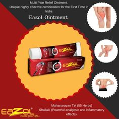 #eazol  ointment According to Ayurveda mostly pains are caused by the aggravation of vata (air) dosha Arthritis is a condition which is caused by accumulation of ama and aggravation of Vata (Ama is a toxic byproduct of improper digestion) This ama circulates in the whole body and deposits or gets collected at the sites which are weaker.