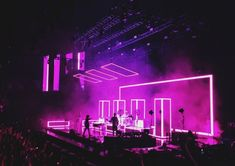 Techno, Fm Band, Indie, Church Stage Design, Contemporary Interior, Vsco, Concert, Lightning, Interiors