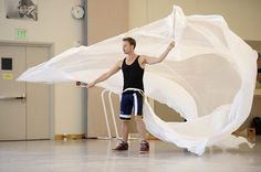 Christopher Wheeldon working Cinderella
