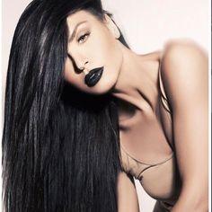 Sexy Nina Lotsari! Makeup: @eleftheria.savvopoulou.mu  Styling: @panos_staurianos Photo: @maradinnphoto #makeup#boldlips#photoshoot#eleftheriasavvopoulou#creative#look#nudeeyes#lovemyjob