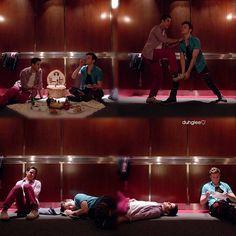 """#Glee 6x05 """"The Hurt Locker, Part two"""" - Kurt and Blaine"""
