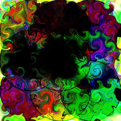 Swirls in tea cups by Haystack Engineering #art #illustration#abstract
