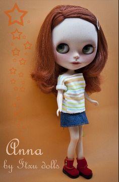 Anna by Itxu dolls