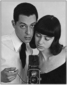 Allan Arbus and Diane | Allan Arbus, ex-husband of legendary photog, Diane Arbus, dies.