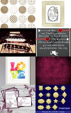 Dream BIG Treasury  by Dream BIG Weddings and events on Etsy--Pinned with TreasuryPin.com