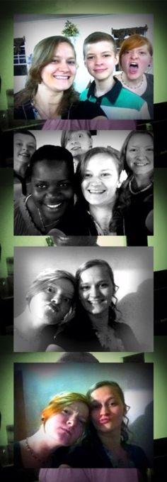 St. Lucia friends.