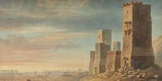 Palmyre au XVIIIe siècle sous le crayon de Louis-François Cassas