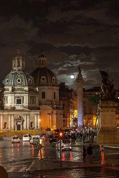 Rome - Italy (by Alessandro Grussu) Source: Flickr / alessandrogrussu