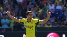 Mitchell Starc Wallpapers - HD Wallpapers Backgrounds of Your Choice