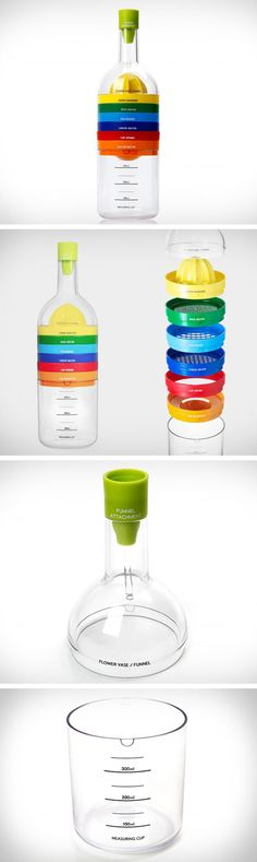 This Is The Russian Nesting Doll Of Kitchen Gadgets