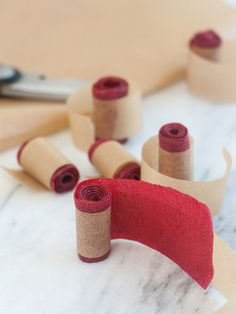 Homemade Raspberry Fruit Leather - so much better for you than the storebought stuff!