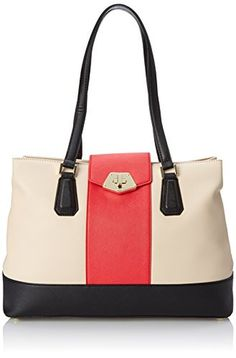 Nine West Rock and Lock Tote Shoulder Bag