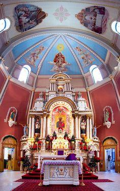 catholic church in detroit, mi