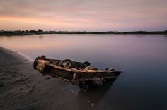 Sunset.  by Peer Schmidt on 500px