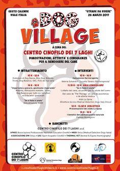 Dog Village a Sesto Calende per una giornata a tutto cane col Centro cinofilo dei 7 Laghi :http://www.qualazampa.news/event/dog-village-a-sesto-calende-per-una-giornata-a-tutto-cane-col-centro-cinofilo-dei-7-laghi/