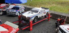 Rally Car, Tamiya, Racing, Vehicles, Rolling Stock, Lace, Vehicle