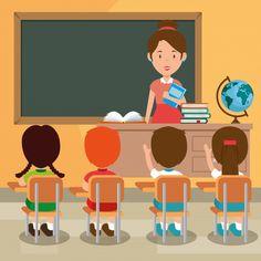 Wallpaper Powerpoint, Background Powerpoint, Teachers Day Card, Happy Teachers Day, Preschool Letter Crafts, Letter A Crafts, Good Habits For Kids, Hanuman Ji Wallpapers, Book Clip Art