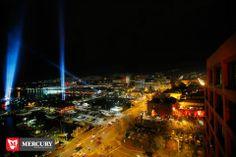 Lights on - Hobart Tasmania - Dark MOFO - Articulated Intersect - (June Mona Tasmania, Port Arthur, Winter Festival, My Dream Came True, Southport, Night City, East Coast, Times Square, Places To Go