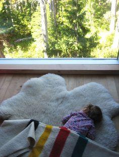 scottandscott:  #Alpine Cabin #nap