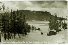 tensleep wyoming | Meadowlark Reservoir, upper end of Ten Sleep Creek, Ten Sleep-Buffalo ...