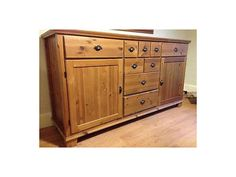 IKEA Merchant Chest of Drawers/Sideboard, Antique Stain Dunblane Picture 1
