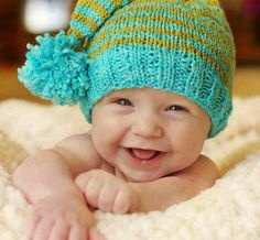 OMG!!! This is one of the most adorable things I've seen. And his hat, omg he is just iilling me right now