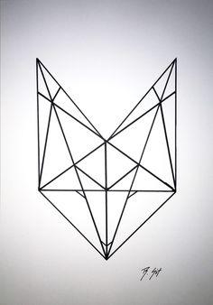 The geometric love fox