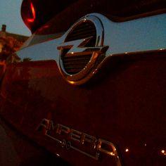 Opel Ampera, eléctrico de autonomía extendida mediante motor de gasolina