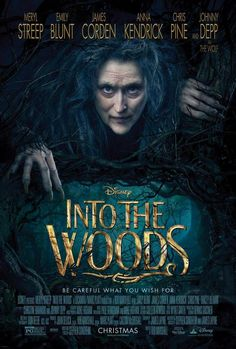 Into the Woods: The New Poster