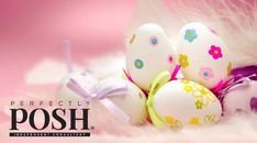 Perfectly Posh Spring/Easter 18' cover photo (Jmselin.po.sh) #Skincareproducts Party Points, Posh Products, Lush Bath Bombs, Victoria Secret Perfume, Facebook Banner, Homemade Soap Recipes, Posh Party, Perfectly Posh