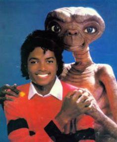 MIchael Jackson & ET