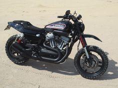"""Harley-Davidson XR1200 Off-Road """"Dirtbag"""" Custom Build #tekoop #aangeboden in de groep van Motortreffer #motorentekoopmt #motortreffer #harley #harleydavidson #harleydavidsonxr1200 #harleydavidsondirtbag #dirtbag #custombuild"""