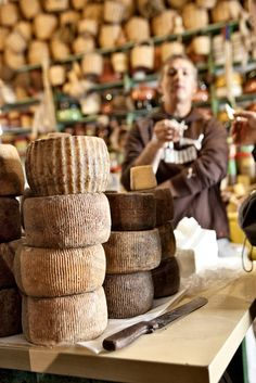 Cheese from Naxos, Greece