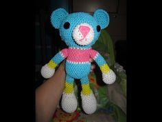 Rainbow Loom Stuffed Teddy Bear - Part 1/5 Intro, Arms - YouTube magic ring