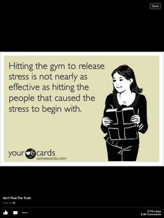 #gym #stress #quote
