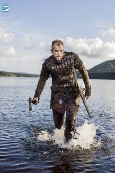 Gustaf Skarsgård stars as Floki in Vikings Vikings Tv Series, Vikings Tv Show, Floki, Ragnar Lothbrok, Viking Bracelet, Viking Jewelry, Skarsgard Family, Viking Shop, Gustaf Skarsgard