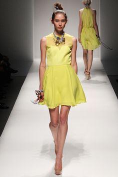 Adeam RTW Spring 2013 - Runway, Fashion Week, Reviews and Slideshows - WWD.com