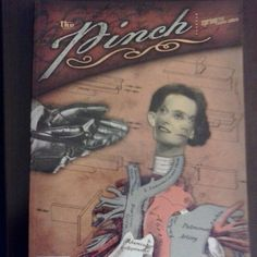April 2, 2015: This week, the way back machine travels to the spring of 2011. This issue of The Pinch featured prose, poetry, artwork, and an interview with Robert Root