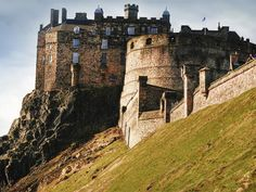 "Scotland's ancient capital city is a dramatic destination with winding medieval streets, an imposing Gothic castle and a stately Baroque palace. See our list for ""must-dos"" for Edinburgh."