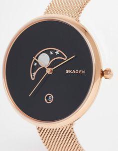 Bild 2 von Skagen – Gitte – Armbanduhr in Roségold