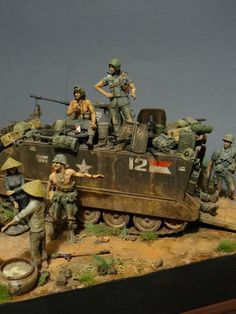 Dioramas and Vignettes: Vietnam, photo #8