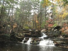George W Childs State Park, a Pennsylvania State Park located nearby East Stroudsburg, Hawley and Milford