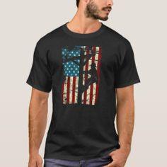 Electric Lineman Lineman Gifts, Flag Shirt, Tee Shirts, Tees, Christmas Shirts, Retro Fashion, Shirt Style, Shirt Designs, Mens Tops