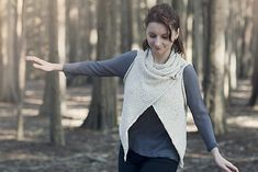 In Anzula linen? Ravelry: Rhombus Wrap pattern by Kirsten Johnstone
