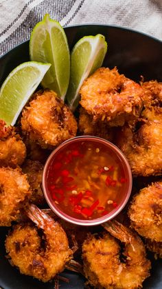 Why go out for coconut shrimp when it's easy to make right at home?