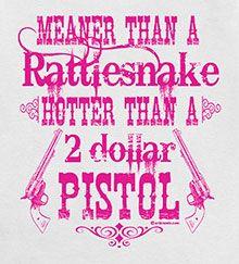 White - Women's 2 Dollar Pistol T-Shirt