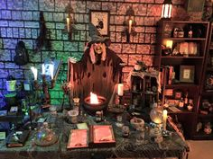 Witch Lair -Bernice Price East