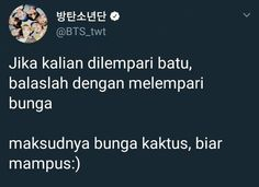 New memes indonesia chat Ideas Message Quotes, Reminder Quotes, Tweet Quotes, Twitter Quotes, Mood Quotes, Daily Quotes, Life Quotes, Twitter Bts, Funny Quotes Tumblr