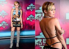 EMA 2013 – Muita sensualidade nos looks das celebridades em prêmio da música europeia